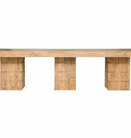 Konferenztisch  - Tisch rustikal Massiv Holz  200cm oder 300cm