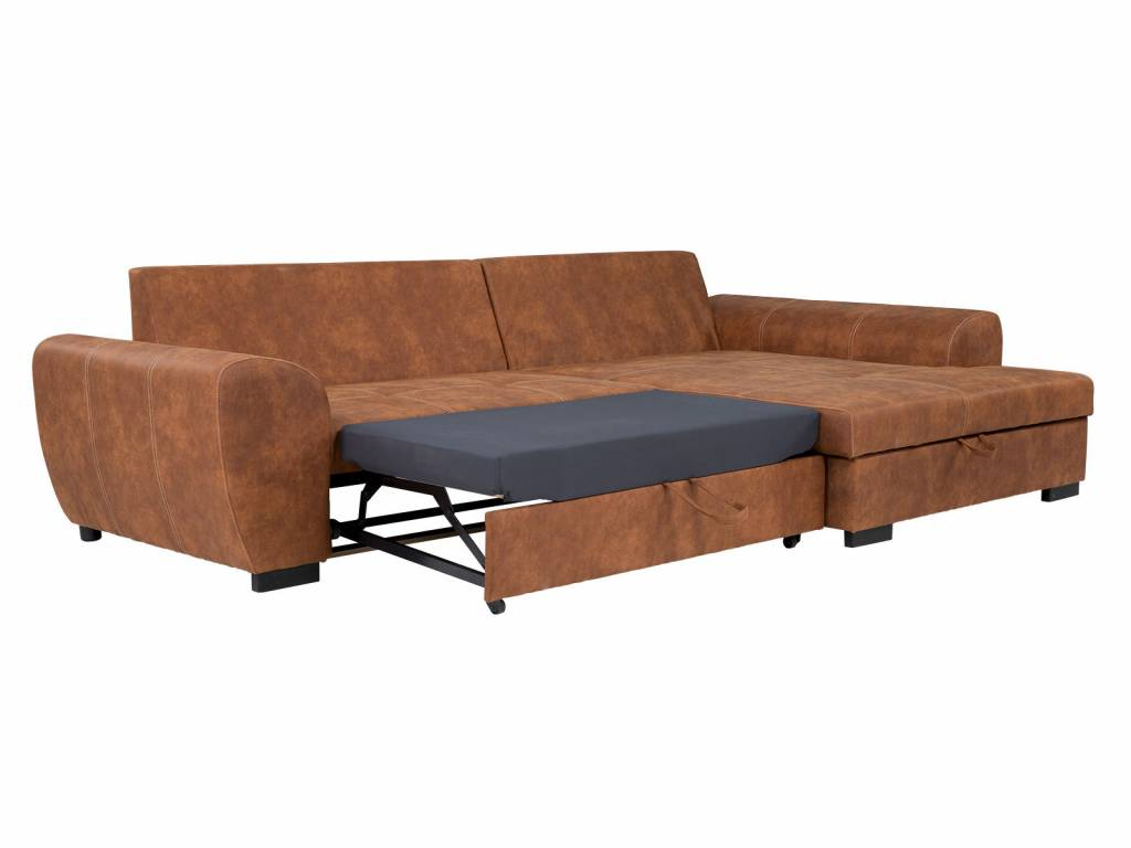 Eck Couch Schlaf Sofa