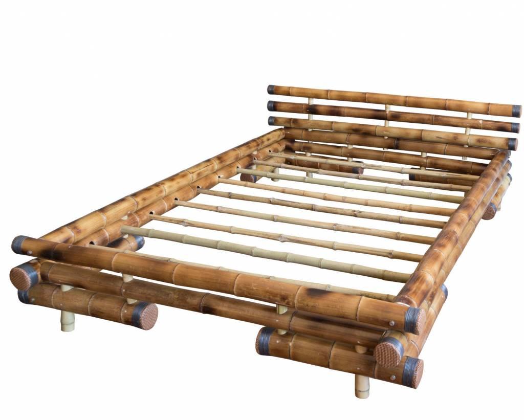 Bambus Bett