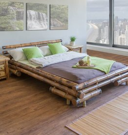 Bambusbett Bambus Bett
