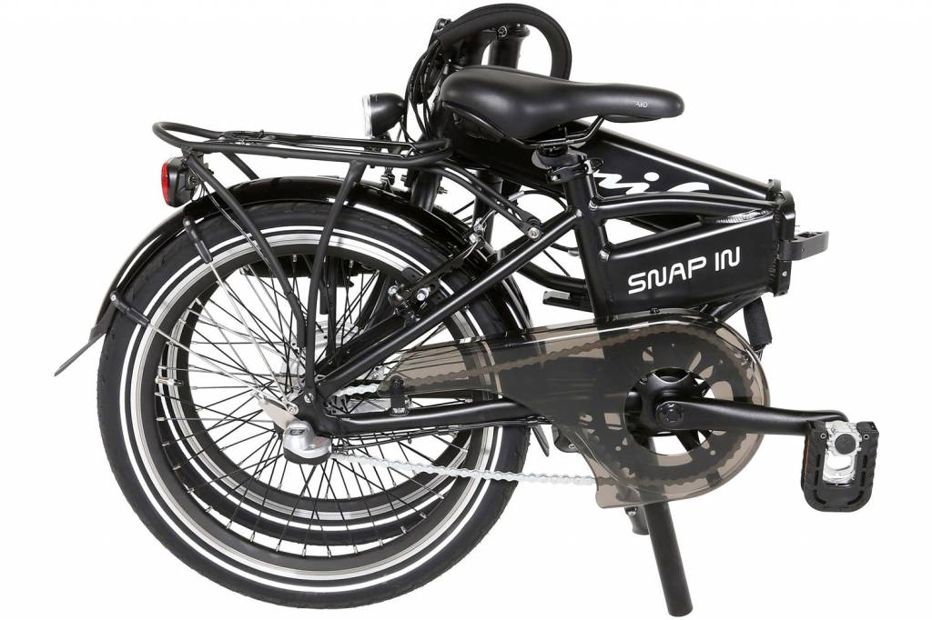 Enik E Bike Elektro Fahrrad Klappfahrrad Enik Snapin