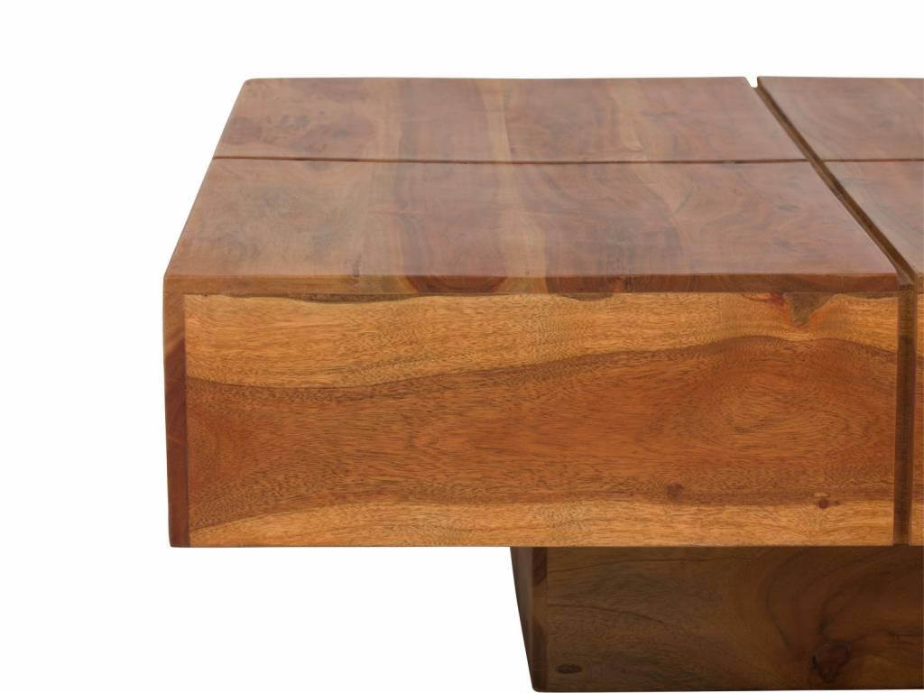 Couch Tisch Massiv Holz