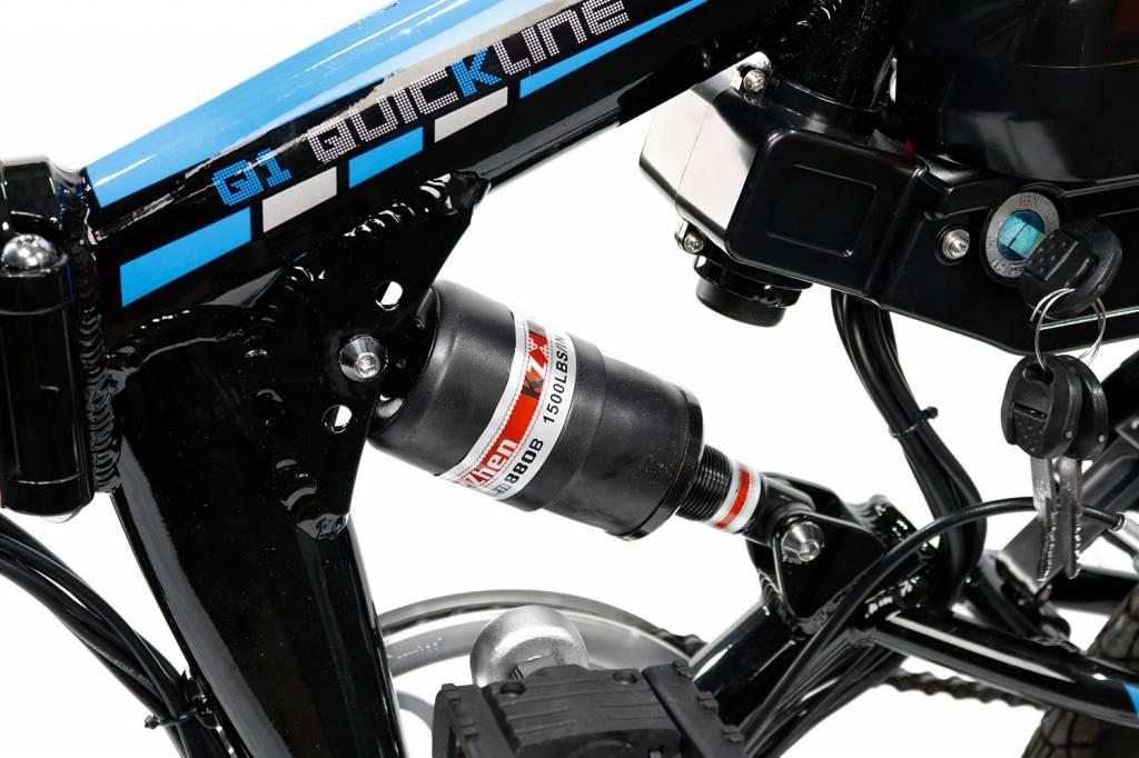 E Bike Elektro Klappfahrrad 20 Zoll Pedelec