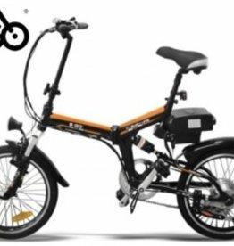 E Bike Elektro Klapp  Fahrrad 20 Zoll