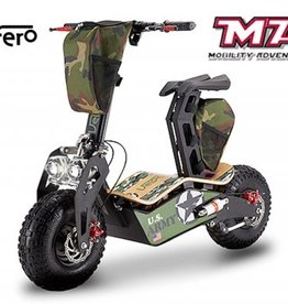 Velocifero Elektro Roller E Scooter 810w Straßenzulassung