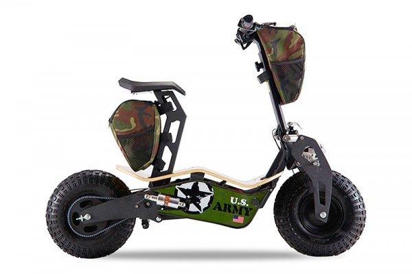 Elektro Roller E Scooter 810w mit Straßenzulassung