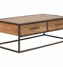 massiv Alt Holz CouchTisch Industrie Design