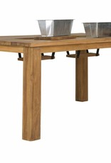 Ess Tisch & Garten Tisch Teak 160 und 200cm zur Auswahl