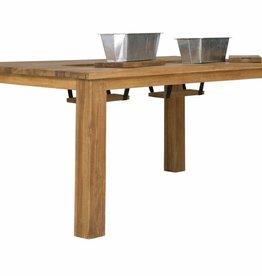 Esstisch & Garten Tisch Teak Alt Holz