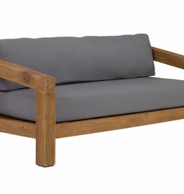 Garten Bank Holz Oudoor Sofa