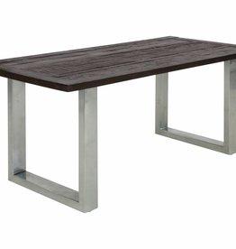 Alt Holz Tisch für Esszimmer oder Küchentisch