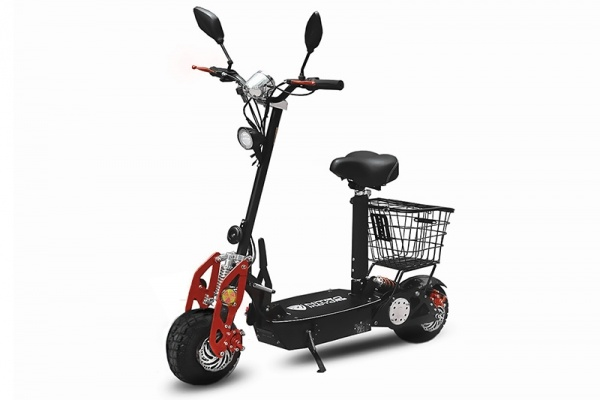 Mini Elektro Roller E Scooter mit  Straßenzulassung