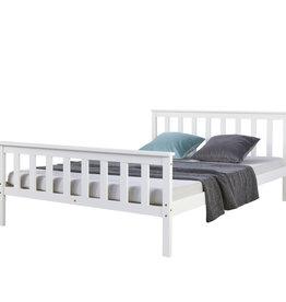 Massiv Holz Bett 140