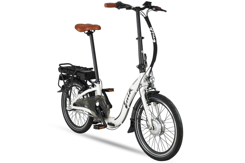 Enik E Bike  Enik Easy Elektro Klapp Rad  Fahrrad  Pedelec