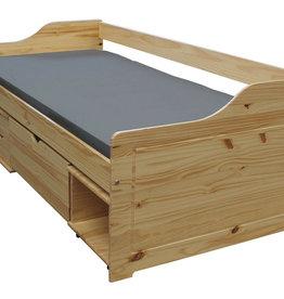 Funktions Bett Stauraum Bett 200x 90
