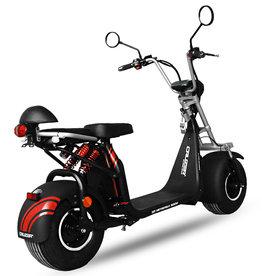 Elektro Roller E Scooter 1500w 2-Sitzer EEC v2