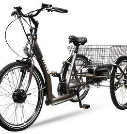 E Bike Lastenrad Pedelec Dreirad