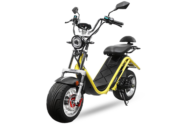 Elektro Scooter E Roller Mofa 2100w Straßenzulassung