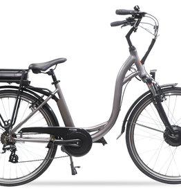 Ego Pedelec-E-Bike-26-Zoll-7-Gang-Elektro-Fahrrad