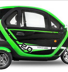 EEC Elektroauto Geco Ole 2000