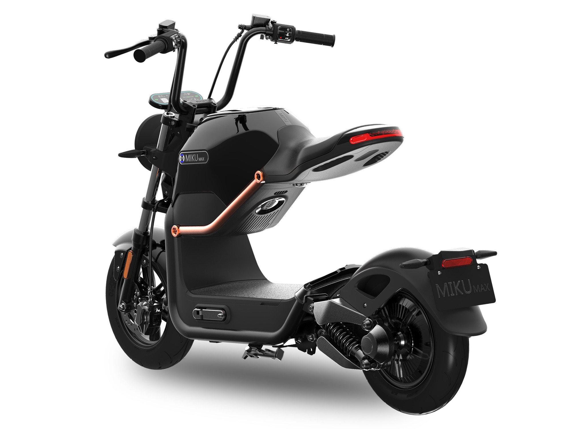Nitro Elektro Scooter E Roller Mofa Miku Max mit Straßenzulassung