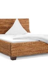 Bananenblatt Bett 180 Doppelbett 140