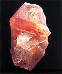 (As)ring GEM, goud met  Padparadscha Saffier-7