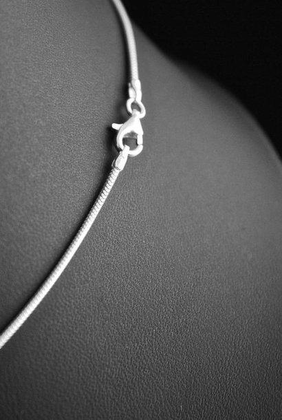 Collier SLANG, zilver