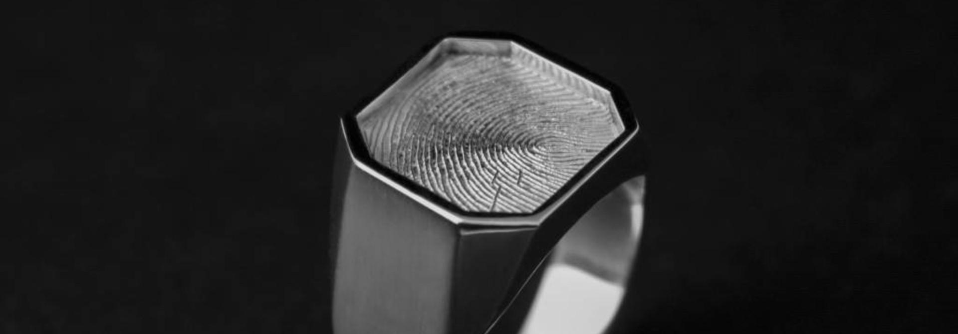 Ring ALTIJD, zilver