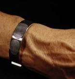 Zilveren (trouw)armband VOOR ALTIJD
