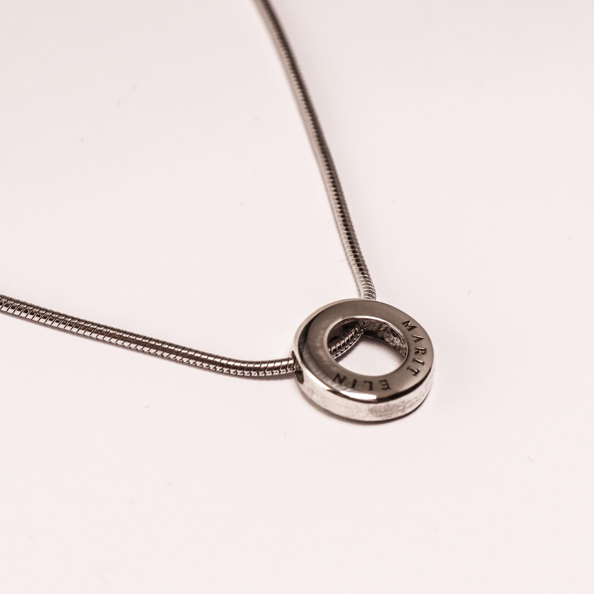 Hanger KRACHT, zilver-8