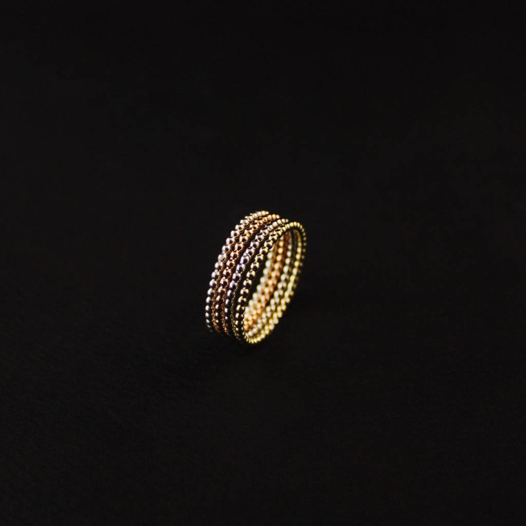 Ring MARGRIET, zilver-2