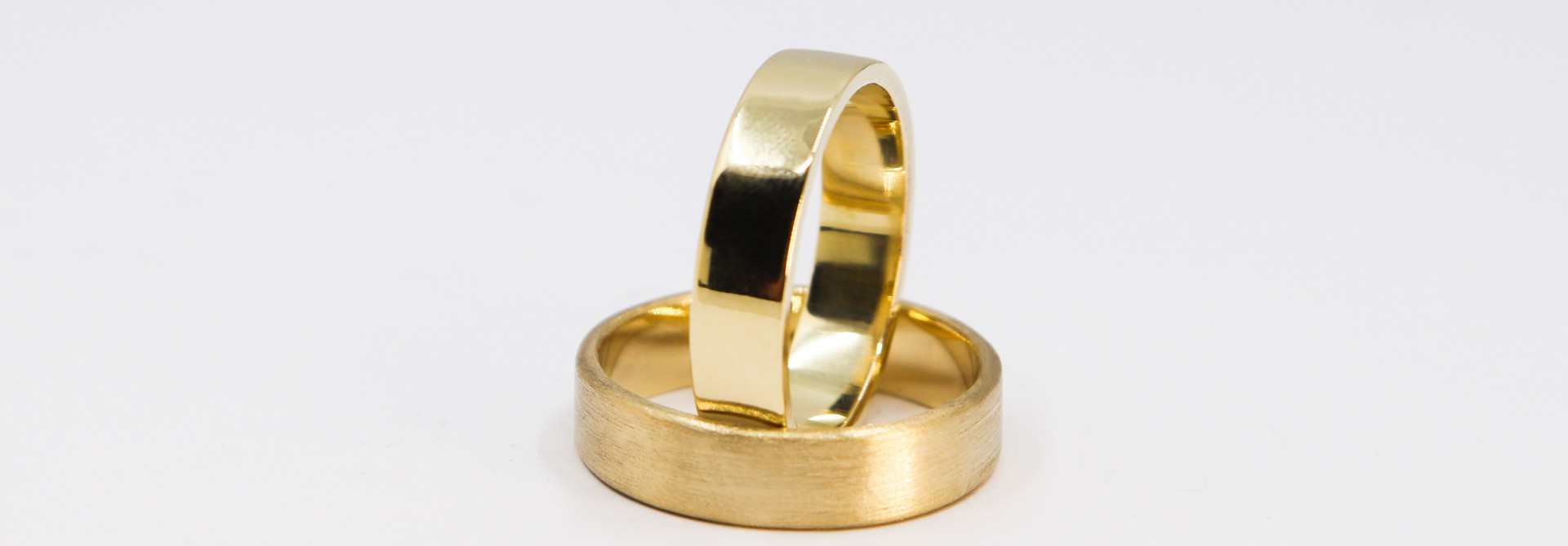 Ring FLAT, goud