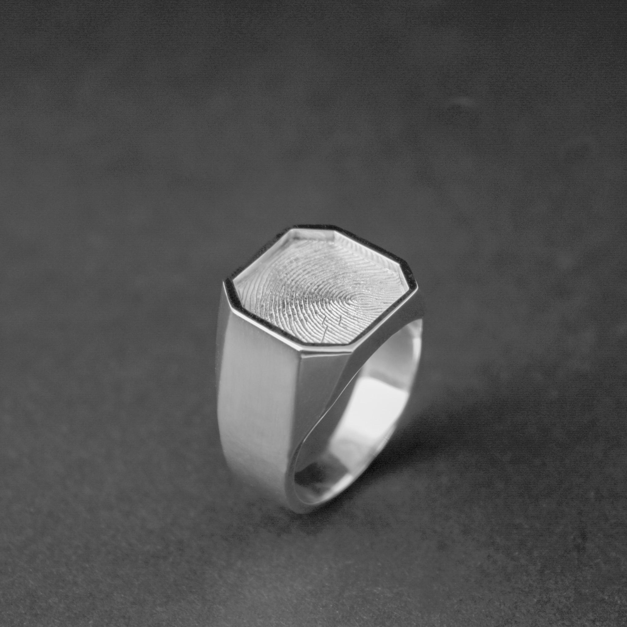 Ring ALTIJD, goud-3