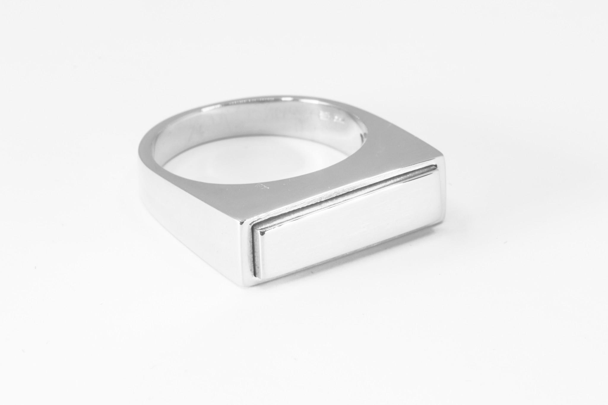 (As)ring QUART, goud-7