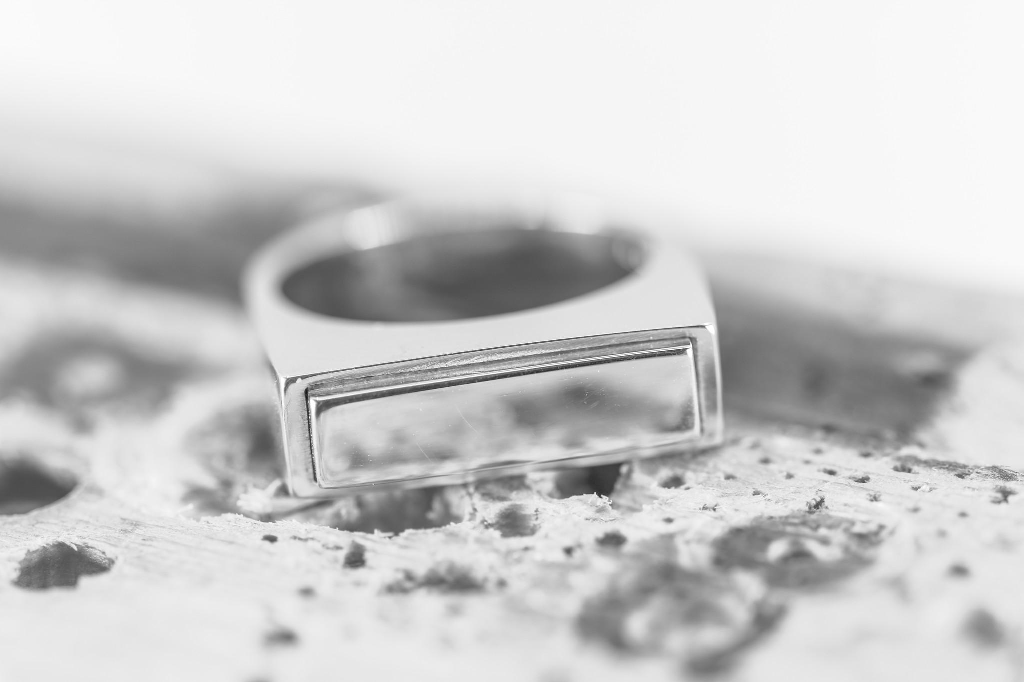 (As)ring QUARTRO, goud-2