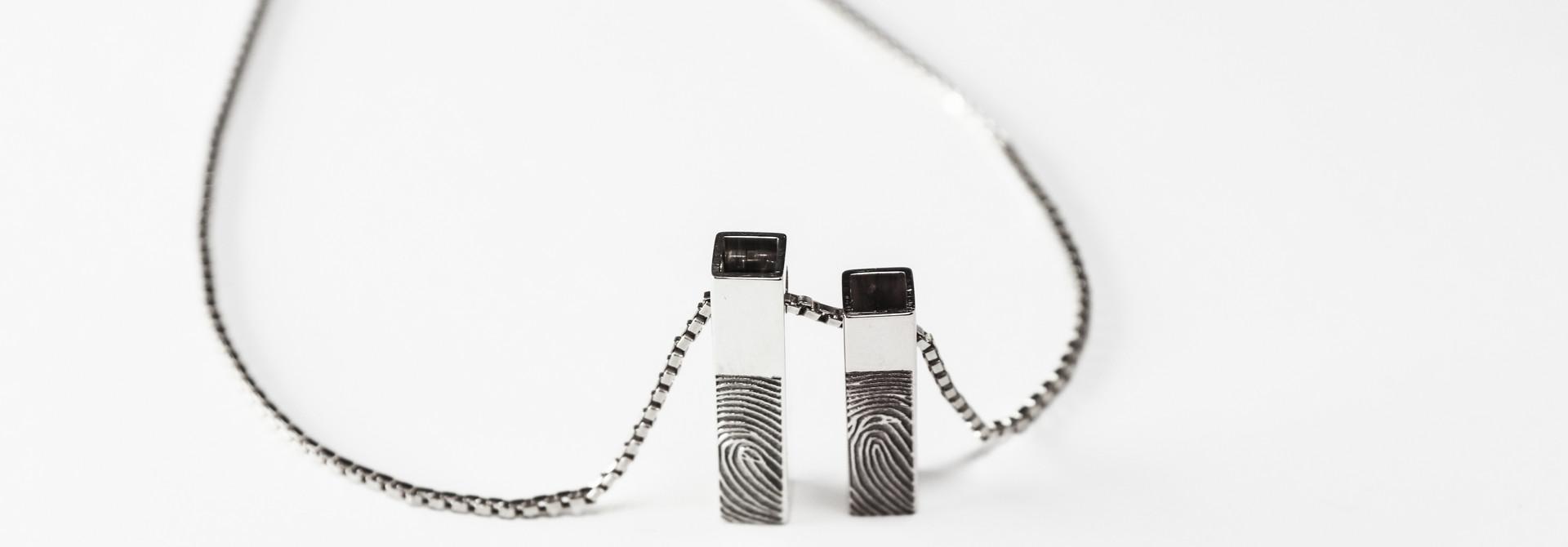 (As)Hanger VOORGOED - zilver