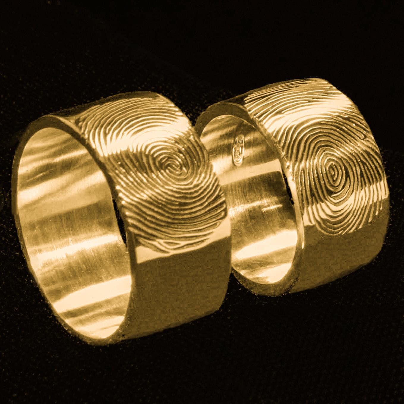 Ring PUUR, goud-1
