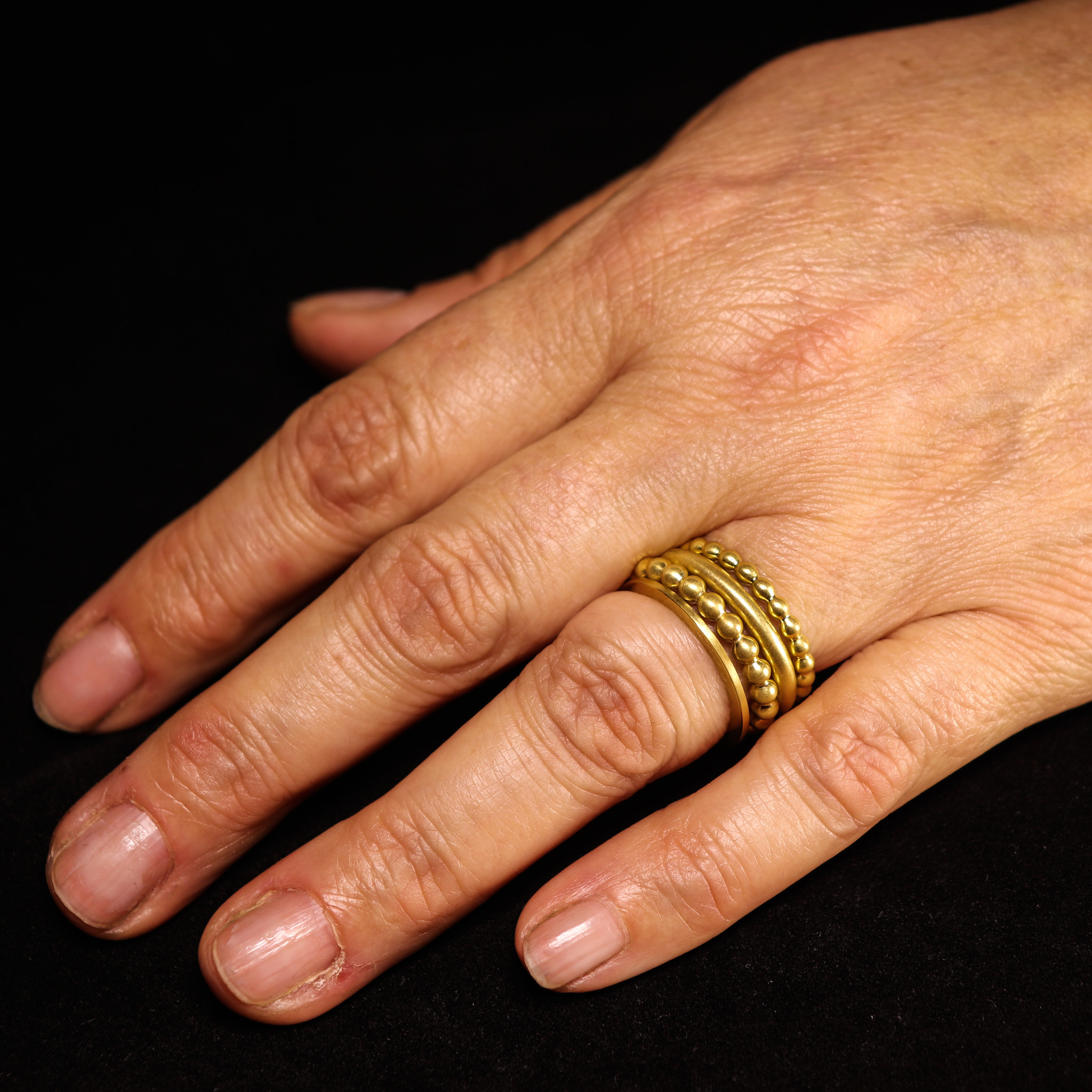 Ring MARGRIET, goud-2