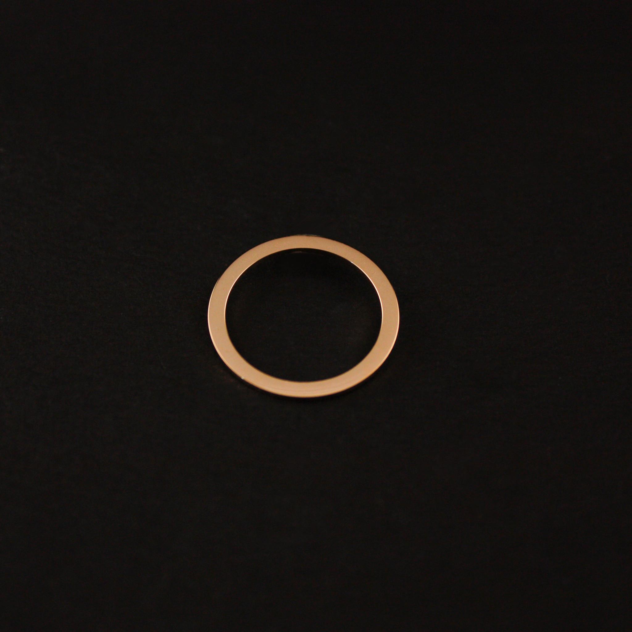 Ring FRESIA, goud-4