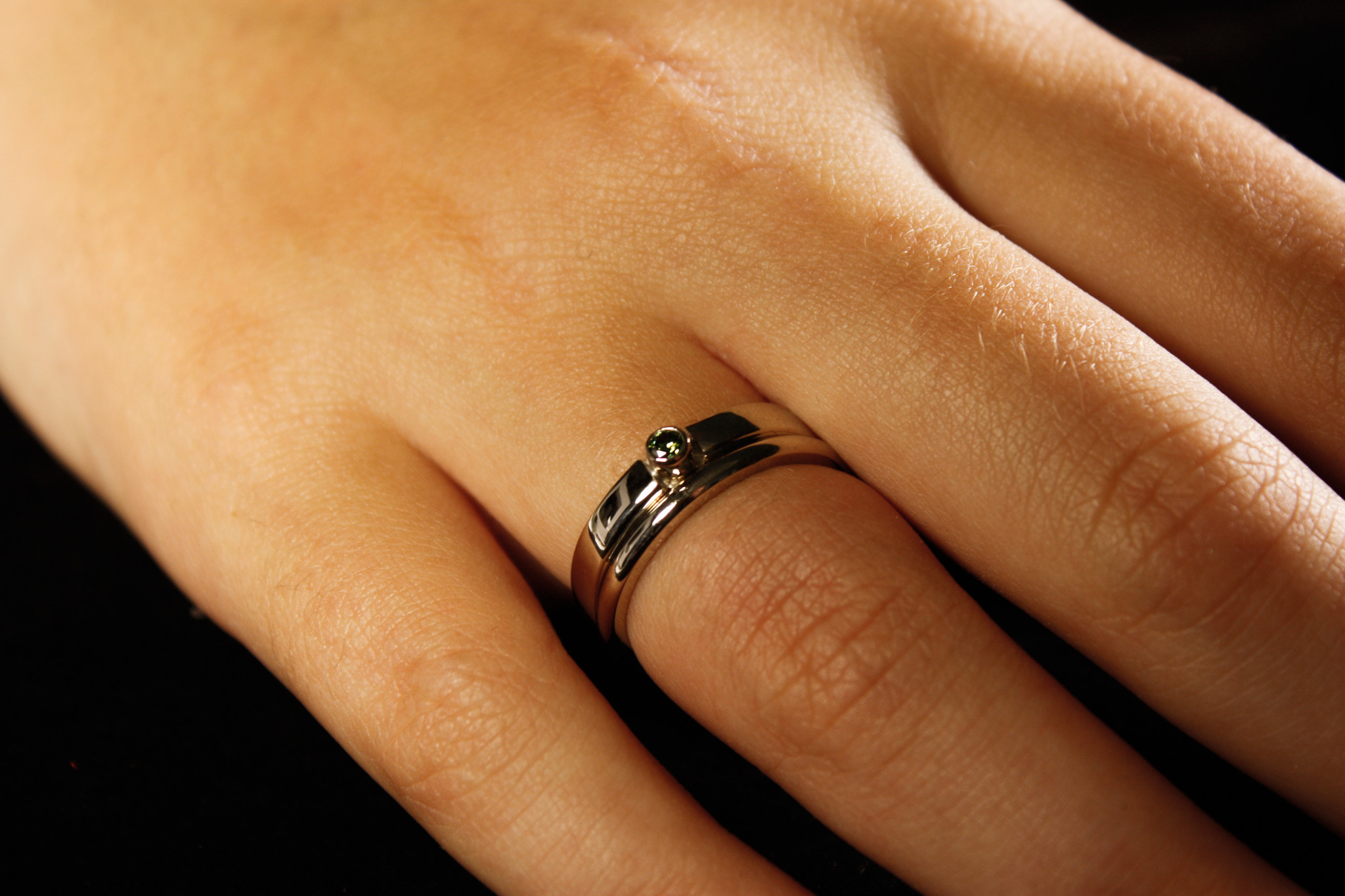 Ring GRIET, goud-3