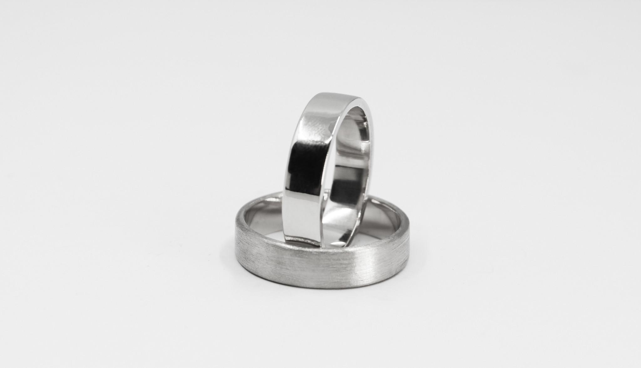 Ring VLAK, platina-1