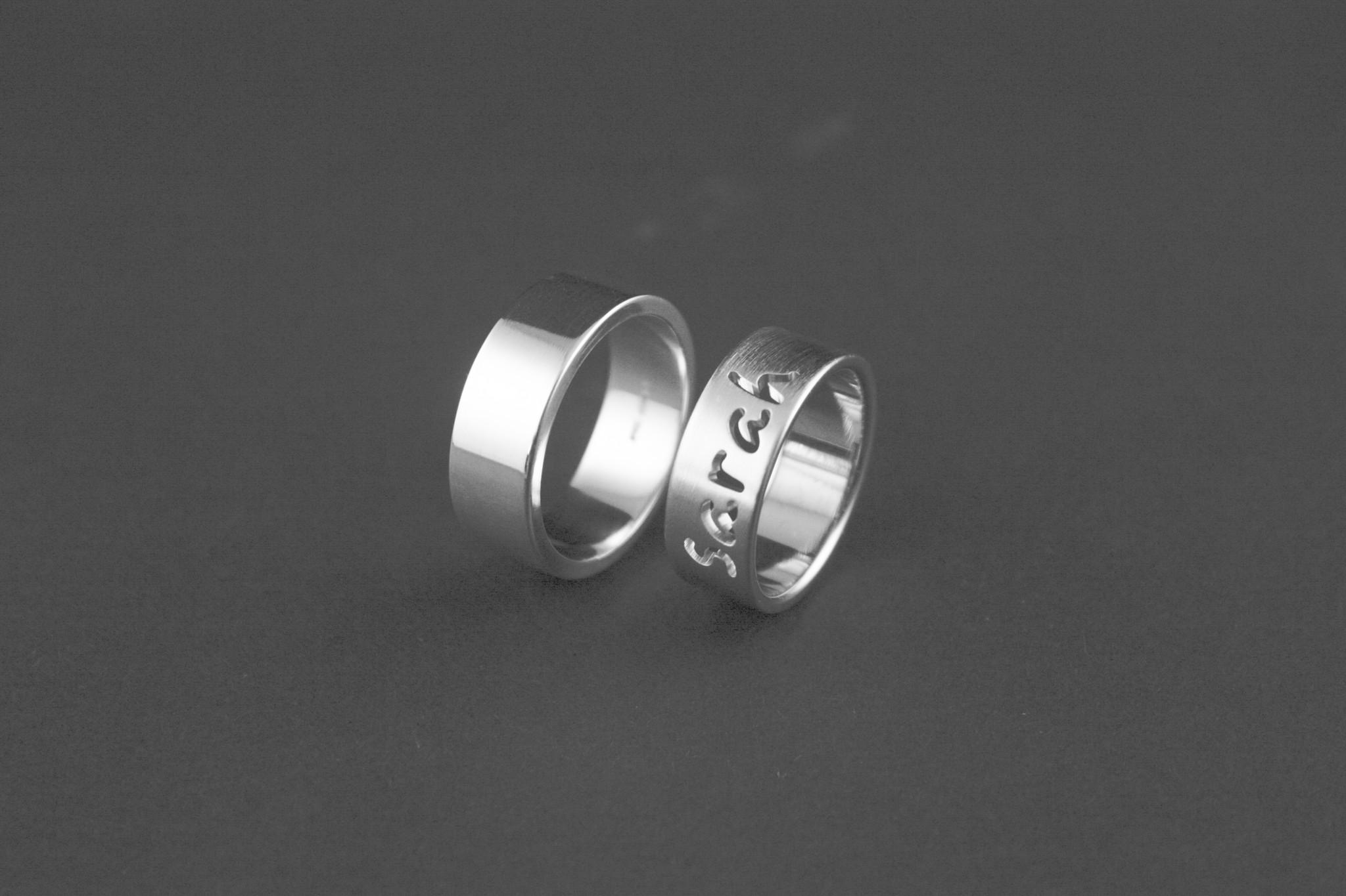 Ring VLAK, platina-4