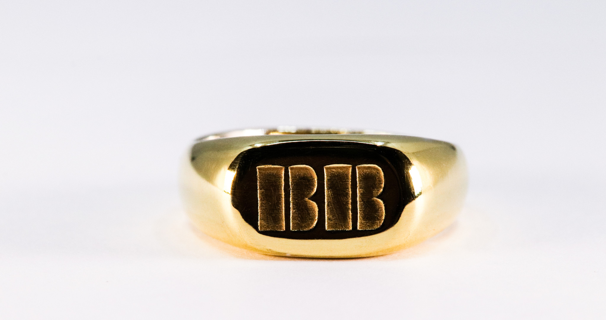 Ring BRAM, goud-4
