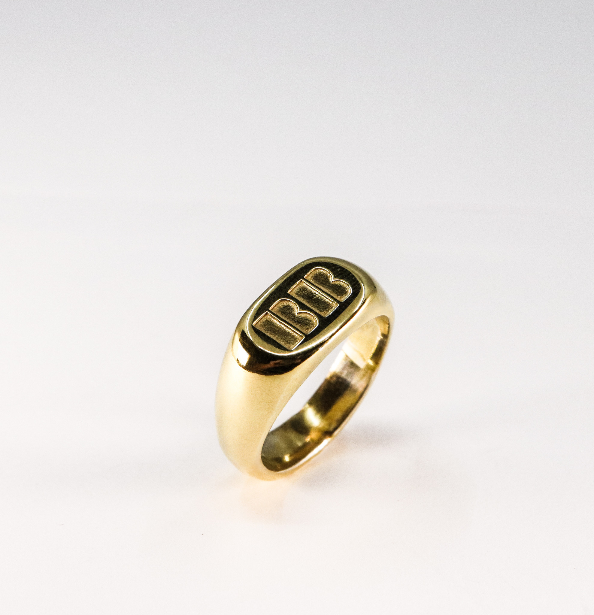 Ring BRAM, goud-2