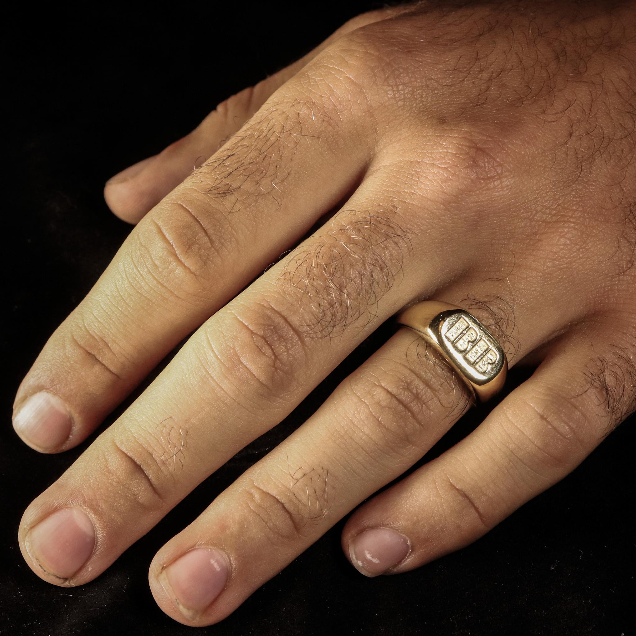 Ring BRAM, zilver-2