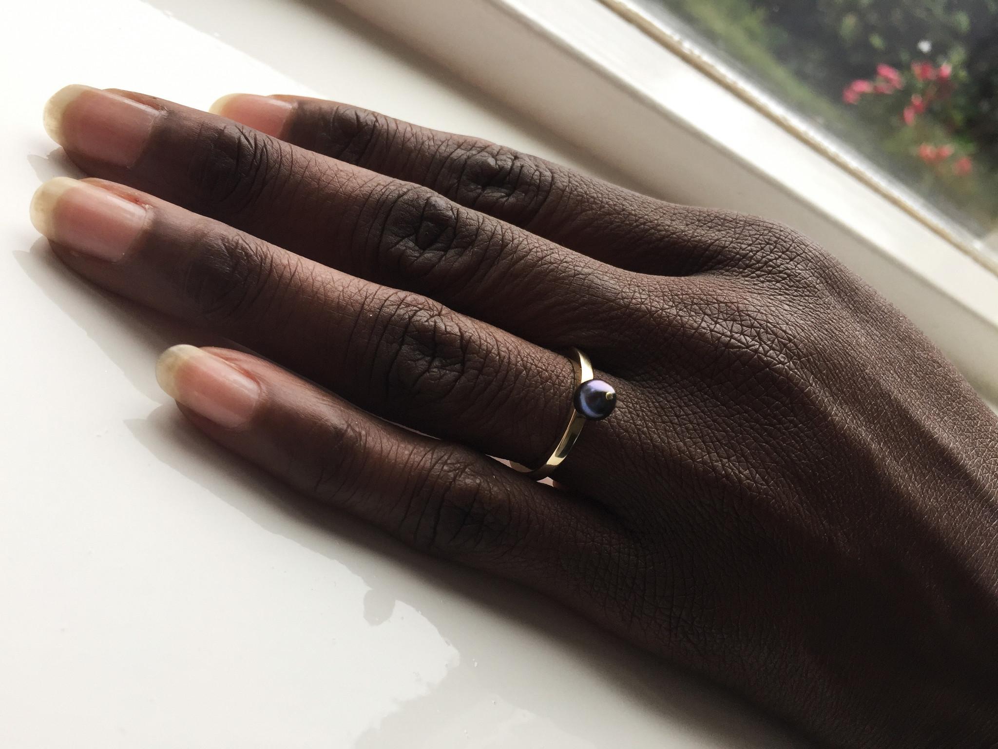 Ring PAREL, goud-1