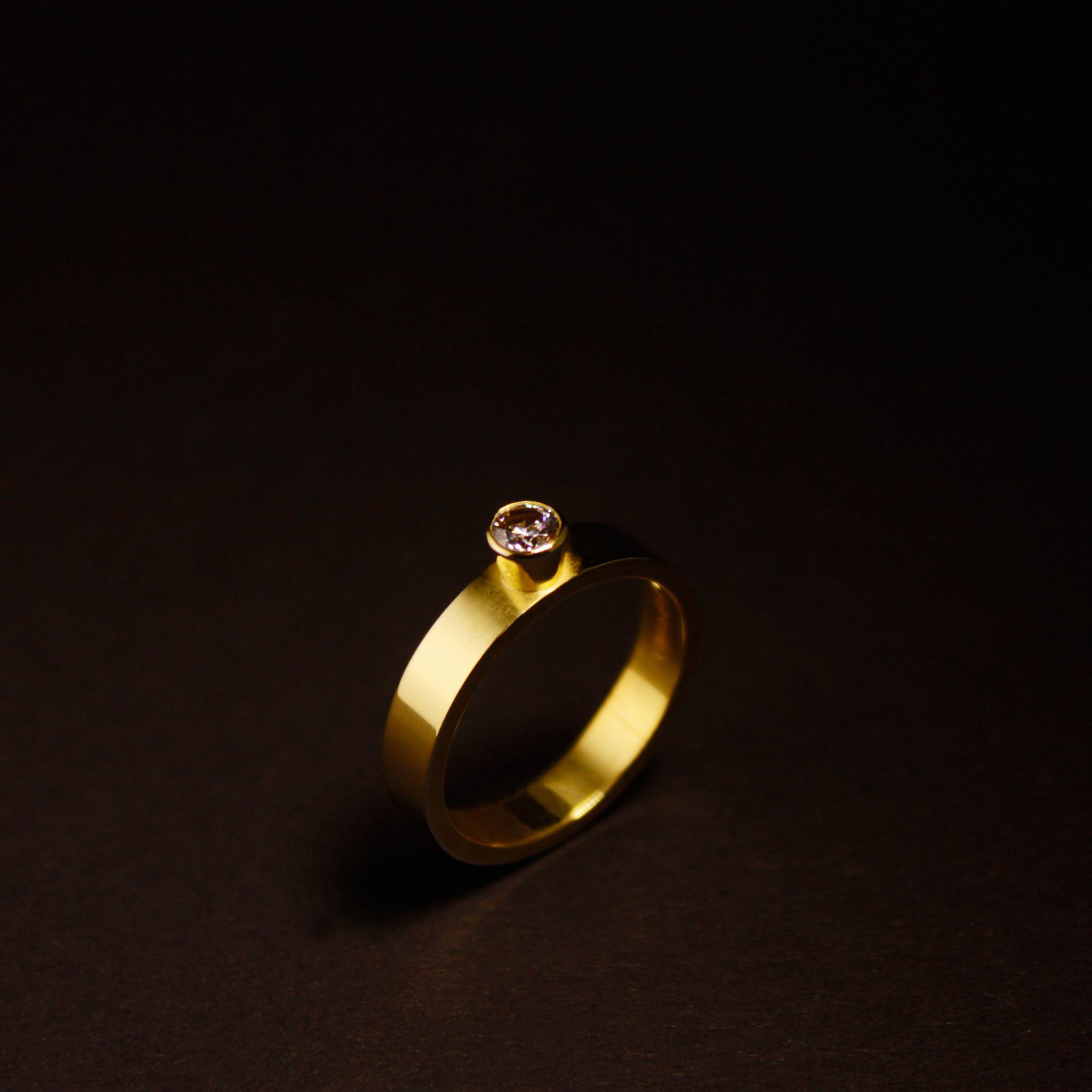 Ring WARE LIEFDE, goud-4
