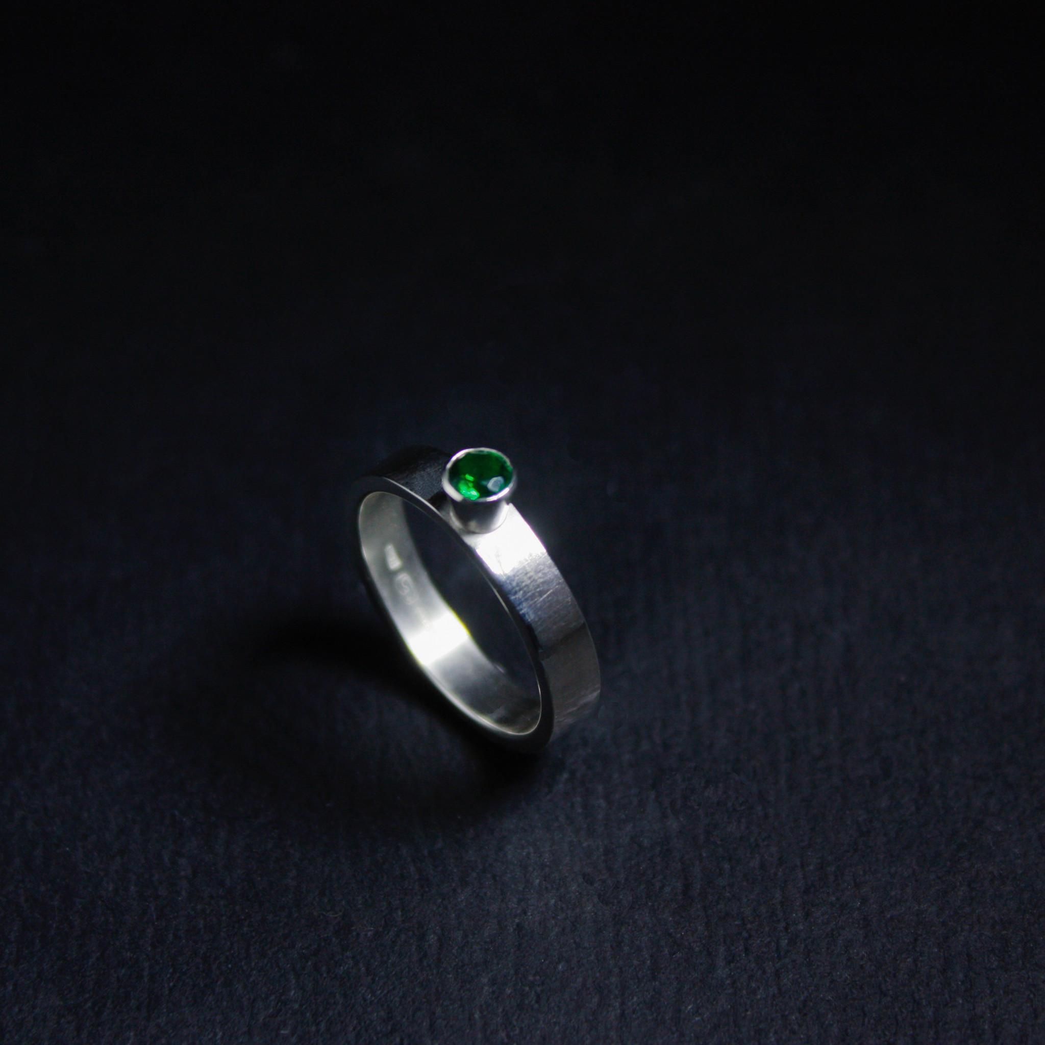 Ring WARE LIEFDE, zilver-5