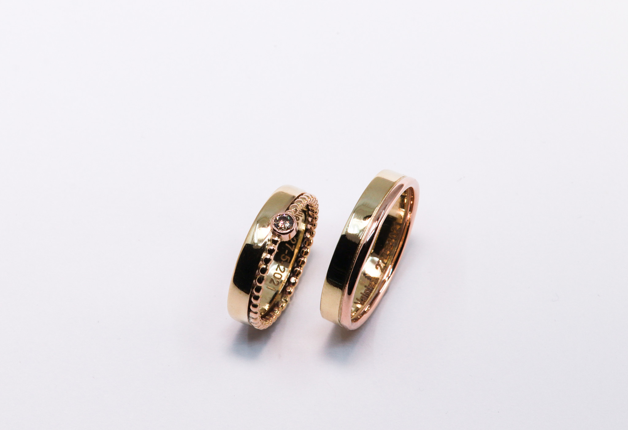 Ring PASSION, goud-5